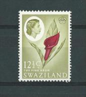 Swaziland: 100 **  Fleur - Swaziland (1968-...)