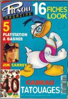 PICSOU MAGAZINE N° 294 De Juillet 1996 Spécial Laird Hamilton Jim Carrey - Picsou Magazine