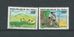 Mali: 344/ 345 ** - Mali (1959-...)