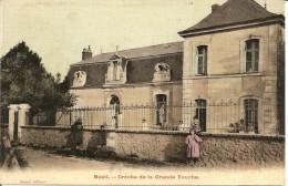 37 - BUEIL,  CRECHE DE LA GRANDE TOUCHE - Zonder Classificatie