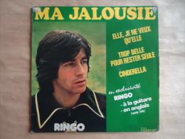 RINGO MA JALOUSIE   LP CARRERE 67.001 VINYLE 33T - Autres - Musique Française