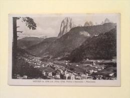 ORTISEI  PANORAMA VIAGGIATA XX - Bolzano (Bozen)