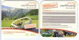 Werfenweng, Ihr Urlaubsort Im SalzburgerLand - Bierdeckel