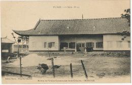 Yunnan 1ere Serie No 25 Edit Fleury Maison De L Union Commerciale Indo-Chinoise Mongtzé - China
