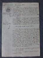 17 Saint-Hilaire-de-Villefra Nche, Halles De Brizambourg 1856, Pierres Ss Les Halles, Sicard Geoffré ;  Ref 230 - Documents Historiques