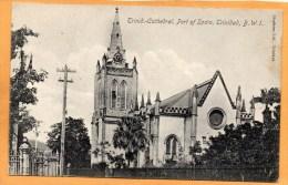 Trinidad BWI 1905 Postcard - Trinidad