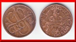 RARE COIN **** POLOGNE - POLAND - 1 GROSZ 1930 **** EN ACHAT IMMEDIAT - Poland