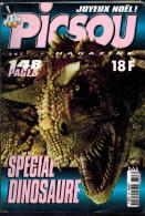 PICSOU MAGAZINE N° 347 De Décembre 2000 Spécial Dinosaure Joyeux Noël - Picsou Magazine