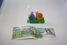 Kinder Escargots 649449 - Montables