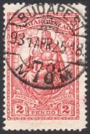 Hungary, 2 P. 1926, Sc # 416, Mi # 428, Used (2) - Usati