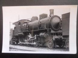 Photo De  TRAIN   A Identifier Je Laisse Aux Connaiseurs !!! Dimension 8,5 X 13 Cm - Trains