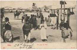 Sfax Un Jour De Fete  Edit OPF Sf. 19 Fete Foraine Manege - Tunisie