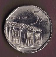 CUBA 5 CENTAVOS 2000 - Cuba