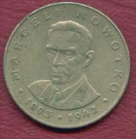 F3034 / - 20 Zlotych - 1975  -  Poland Pologne Polen Polonia - Coins Munzen Monnaies Monete - Poland
