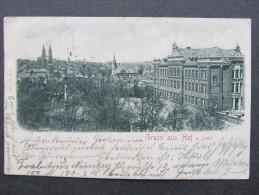 AK HOF A.d. Saale 1901  /////  D*12045 - Hof