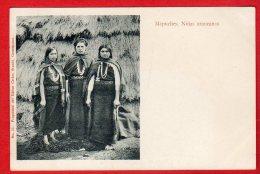 CPA: Chili - Mapujes Ninas Araucanas (Publisher Carlos Brandt) - Chile