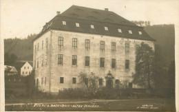 République Tchèque - Tchéquie - Eulau B. Bodenbach - Altes Schloss - état - Tschechische Republik