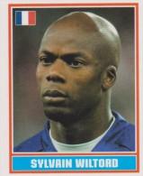 Merlin's England By Topps Europe World Cup 2006 Football Sticker SYLVAIN WILTORD Team FRANCE - Adesivi