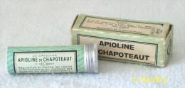 Apioline De Chapoteaut / Boîte Métal / - Scatole