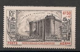 Nouvelle Calédonie. Poste Aérienne. 1939. N° 35. Neuf * MH - New Caledonia