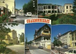 CPSM De CHARBONERES LES BAINS (69260) : 5 Vues - Charbonniere Les Bains