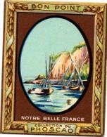 CHROMO, BON POINT, PHOSCAO...(LE PORT DE MEILLERIE, Haute-Savoie) - Chromos