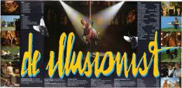 * LP *  WILLEM BREUKER & FREEK DE JONGE - DE ILLUSIONIST (original Soundtrack)(NL 1983 EX-!!!) - Filmmuziek