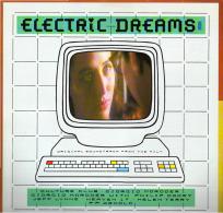 * LP *  ELECTRIC DREAMS (Original Soundtrack) (England 1984 EX-!!!) - Filmmuziek