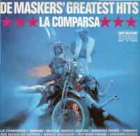 * LP *  DE MASKERS' GREATEST HITS - LA COMPARSA (Holland - Instrumentaal