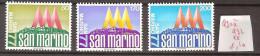 Saint Marin 930 à 932 ** Côte  1.10 € - Ungebraucht