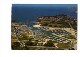 CPM  De   ARZON  -  PORT-NAVALO  (56)  -  Le Port En Eau Profonde Du Crouesty  //  TBE - Arzon