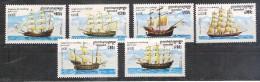 ** 1997 CAMBIGIA SHIPS / NAVI / - 6 V, MNH - Andere(Zee)