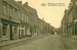 Hollogne-aux-Pierres - Rue De L'Hôtel Communal - Boucherie-Charcuterie Hendrix - Grace-Hollogne