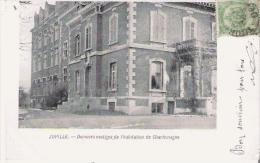JUPILLE DERNIERS VESTIGES DE L'HABITATION DE CHARLEMAGNE - Luik