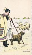 Hungarian  Pesant Dress   Sheperd Of  Hortobagy - Costumes