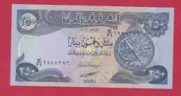 IRAK   //  250 DINARS   //   2003  //  PICK # 91  //   ETAT  UNC