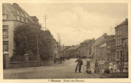 BELGIQUE - LUXEMBOURG - MUSSON - Route Vers Baranzy. (n°3). - Musson