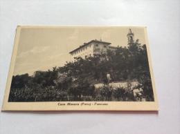 CAVA MANARA (Pavia) - Panorama - Cartolina FP NV - Italia