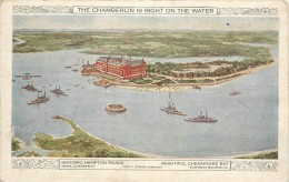 Réf : JPT14 -090 :  The Chamberlin Is Right On The Water - Chesapeake