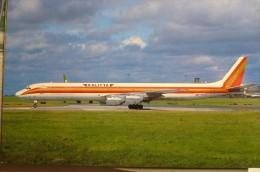 DC 8 73F    KALITTA    N809CK - 1946-....: Moderne