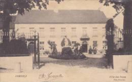 CPU30/ Rare  Jamioulx Villa Des Roses - Ham-sur-Heure-Nalinnes