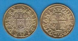 FELIPE V  8  ESCUDOS   ORO  1.707   LIMA   SC/UNC     Réplica       T-DL-10.882 - [ 1] …-1931 : Royaume