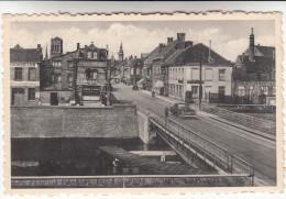 Veurne, Nieuwpoortbrug En Ooststraat (pk13661) - Veurne