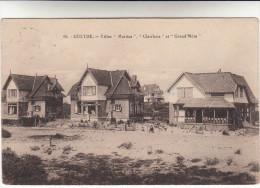 Koksijde, Coxyde, Villas Maritza, Clairbois Et Grand' Mere (pk13665) - Veurne