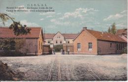 CPA Bourg-Léopold - Ancienne école De Tir - C.I.S.L.A.I. - 1928 (2883) - Leopoldsburg (Camp De Beverloo)