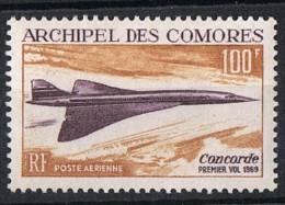COMORES AERIENS  N** 29  MNH - Aéreo