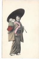 CHINE - Chinois Et Son Enfant - Chine