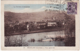 BEAULIEU  -  Vue Générale - Frankreich