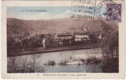 BEAULIEU  -  Vue Générale - Sonstige Gemeinden