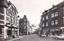 Tamines Rue De La Station  Carte Glacée,magasins,pharmacie  Circulé Dans Une Enveloppe - Sambreville